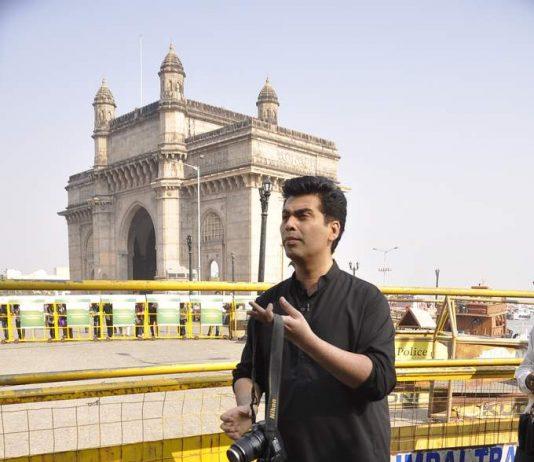 Karan Johar becomes photographer for Mission Sapne show