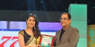 Kareena Kapoor honored at Asia Vision Awards in Dubai