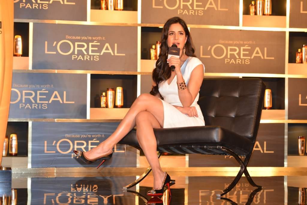 Katrina kaif loreal event (1)