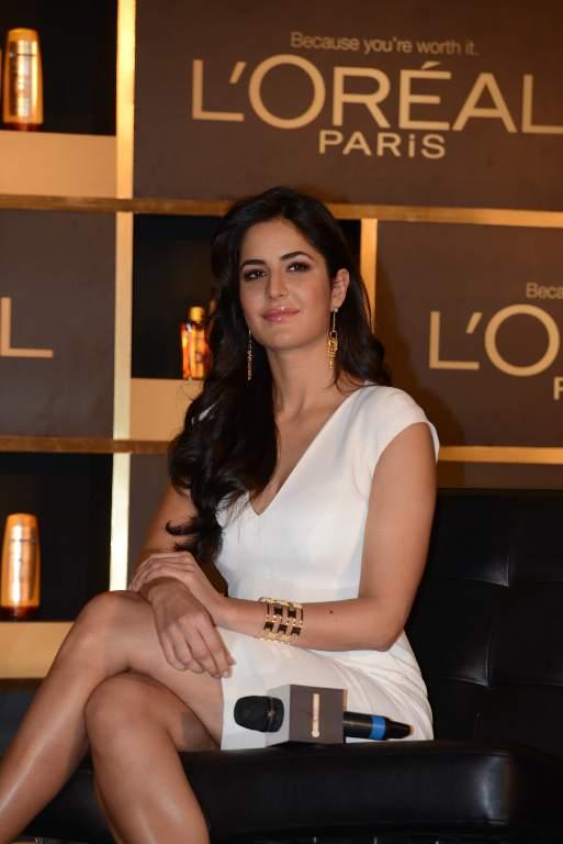 Katrina kaif loreal event (2)