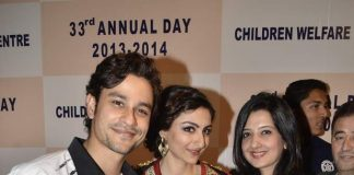 Kunal Khemu, Soha Ali Khan attend Welfare Centre High School annual day