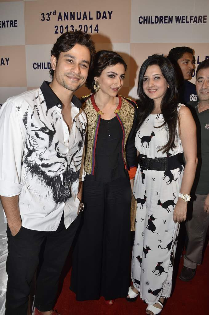 Kunal and soha at annual event (1)