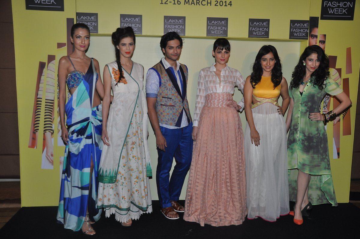 Lakme fashion week presser (7)