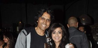 Ram Kapoor, Ayesha Takia attend Lakshmi success party