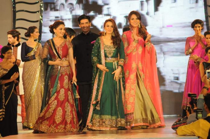 Lilavati fashion show (1)