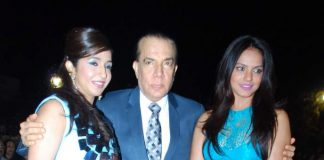 Neetu Chandra attends Society Interior Awards event