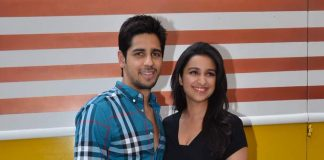 Parineeti Chopra, Sidharth Malhotra promote Hasee Toh Phasee at Mehboob Studios