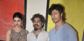 Prachi Desai, Vidyut Jamwal attend Gaurav Bose's art exhibition