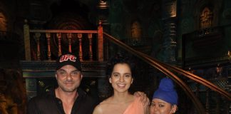 Kangna Ranaut promotes Queen on Comedy Circus