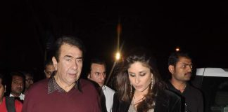 Kareena Kapoor, Saif Ali Khan snapped celebrating Randhir Kapoor's birthday – Photos