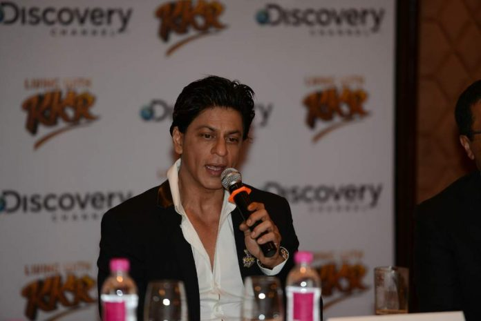 Shahrukh Khan KKR press meet (1)