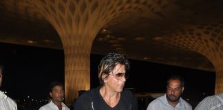 Shahrukh Khan snapped at airport while leaving for Malaysia – Photos