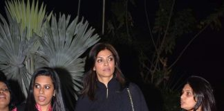 Sushmita Sen attends Secret to Master Your Mind workshop