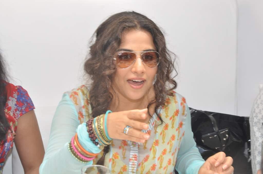Vidya Balan brunch (3)