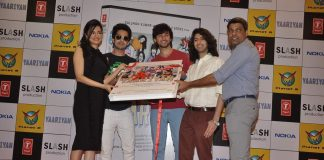 Stars of Yaariyan attend DVD launch event