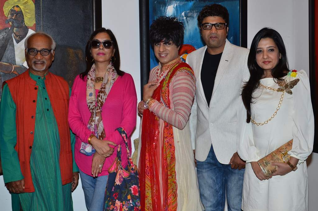 Zeenat exhibition (2)