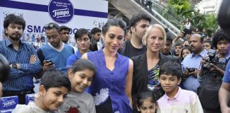 Karisma Kapoor attends Tempo promotional event