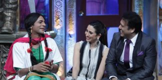 Govinda and Karisma Kapoor appear on Mad In India show – Photos