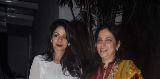 Sridevi, Sonali Bendre, Shamita Shetty attend Simone Khan's birthday bash