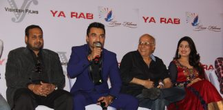 Ajaz Khan, Mahesh Bhatt, Mukesh Bhatt gather for Ya Rab press meet