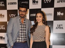 Arjun Kapoor, Alia Bhatt launch 2 States first trailer video