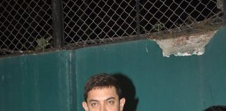 Aamir Khan attends Khar Gymkhana sports event in Mumbai