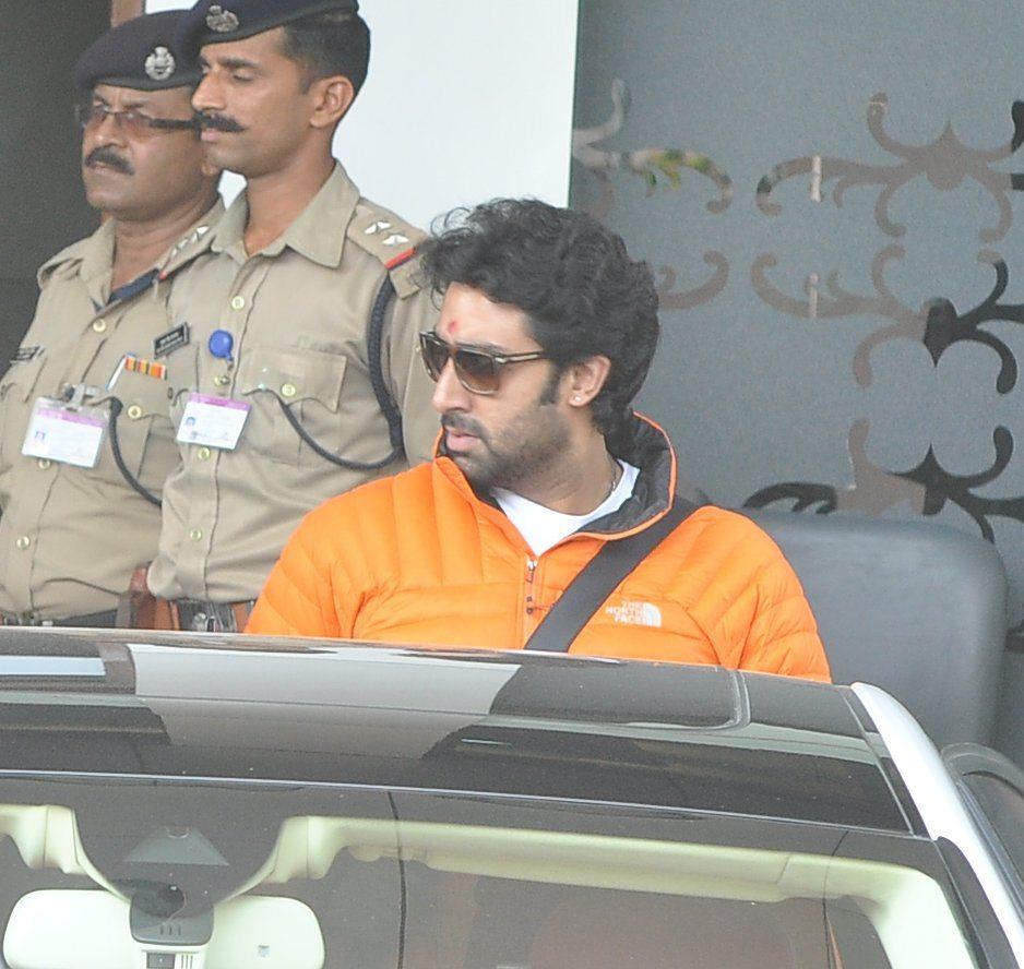 Bachchans holi (5)
