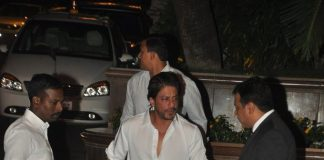 Shahrukh Khan, Amitabh Bachchan, Madhuri Dixit attend Bobby Chawla's prayer meet