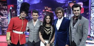 Mahie Gill, Sharman Joshi promote Gang of Ghosts on Mad in India
