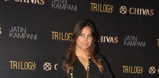 Bollywood stars attend Jatin Kampani's bash