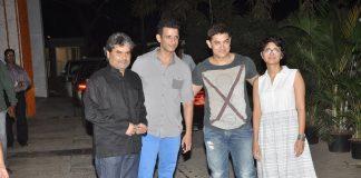 Amitabh Bachchan, Aamir Khan, Rakesh Roshan attend Kangna Ranaut's birthday bash