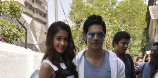 Ileana D'Cruz, Varun Dhawan promote Main Tera Hero on Lil Masters