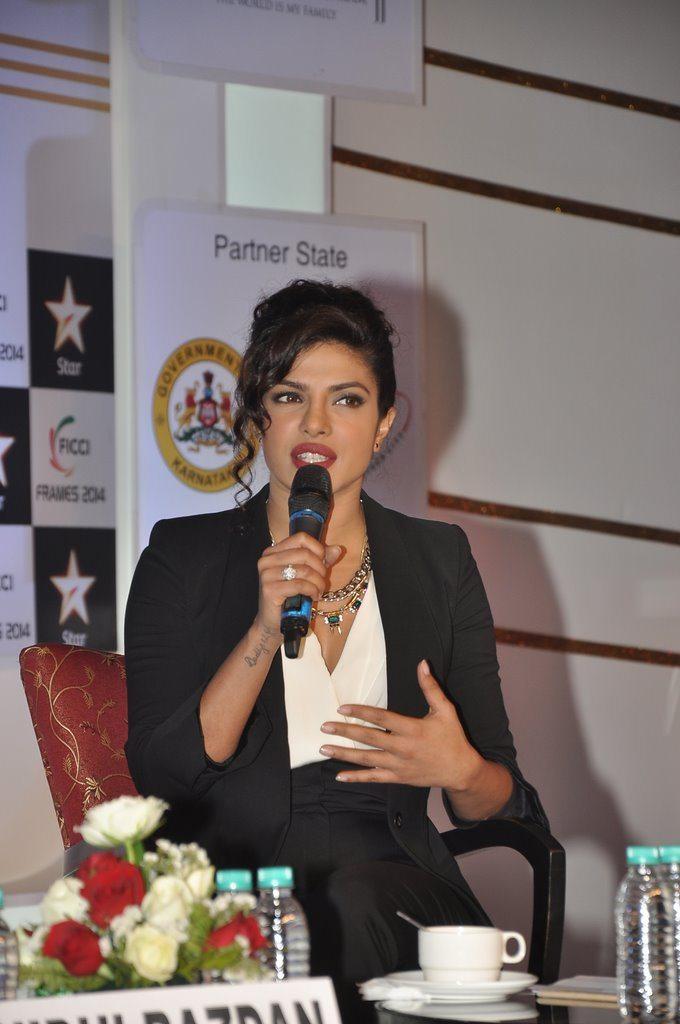 Priyanka FICCI (5)