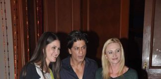 Shahrukh Khan sings for South African fans
