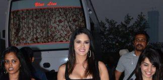 Sunny Leone promotes Ragini MMS 2 on Fear Files
