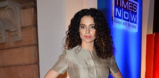 Kangna Ranaut attends Times Foodie Awards 2014