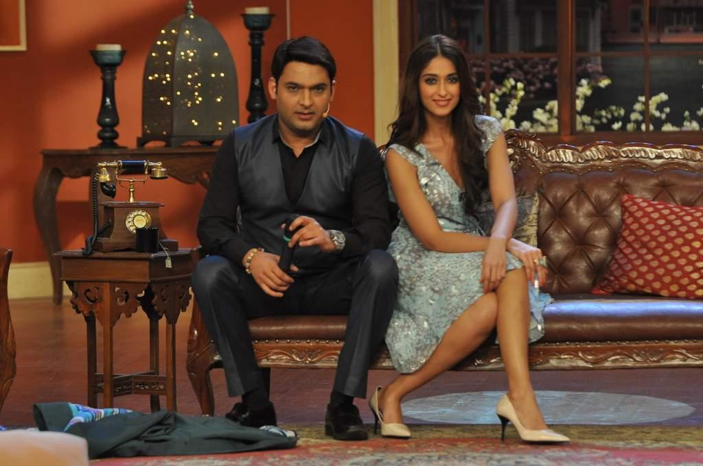VArun and Ileana Kapil (2)