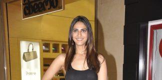 Vaani Kapoor attends Max event