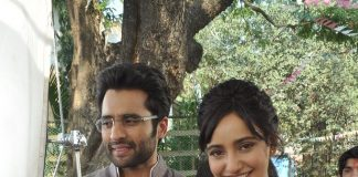 Jackky Bhagnani, Neha Sharma visit sets of Nandini to promote Youngistaan