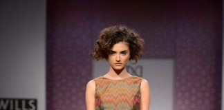 Anita Dongre showcases An Urban Folk Tale collection at WIFW 2014