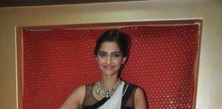 Sonam Kapoor attends Kuch Dil Ne Kaha album launch