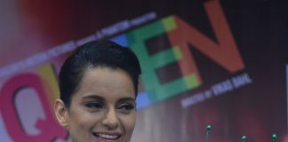 Kangna Ranaut attends promotions of Queen