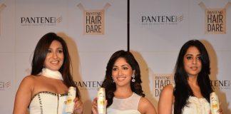 Yami Gautam, Rituparna Sengupta, Mahie Gill attend Pantene event