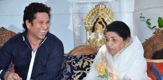 Sachin Tendulkar, Lata Mangeshkar honored by Raj Thackeray