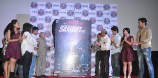 Rajeev Khandelwal, Rajneesh Duggal unveil Samrat & Co. trailer video