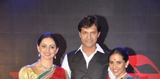 Marathi movie Tadpadi music launch event – Photos
