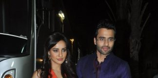Jackky Bhagnani, Neha Sharma promote Youngistan on Comedy Circus