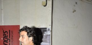Akshay Kumar snapped going to watch Captain America – Photos