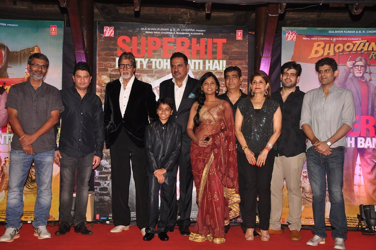 Bhoothnath success (1)