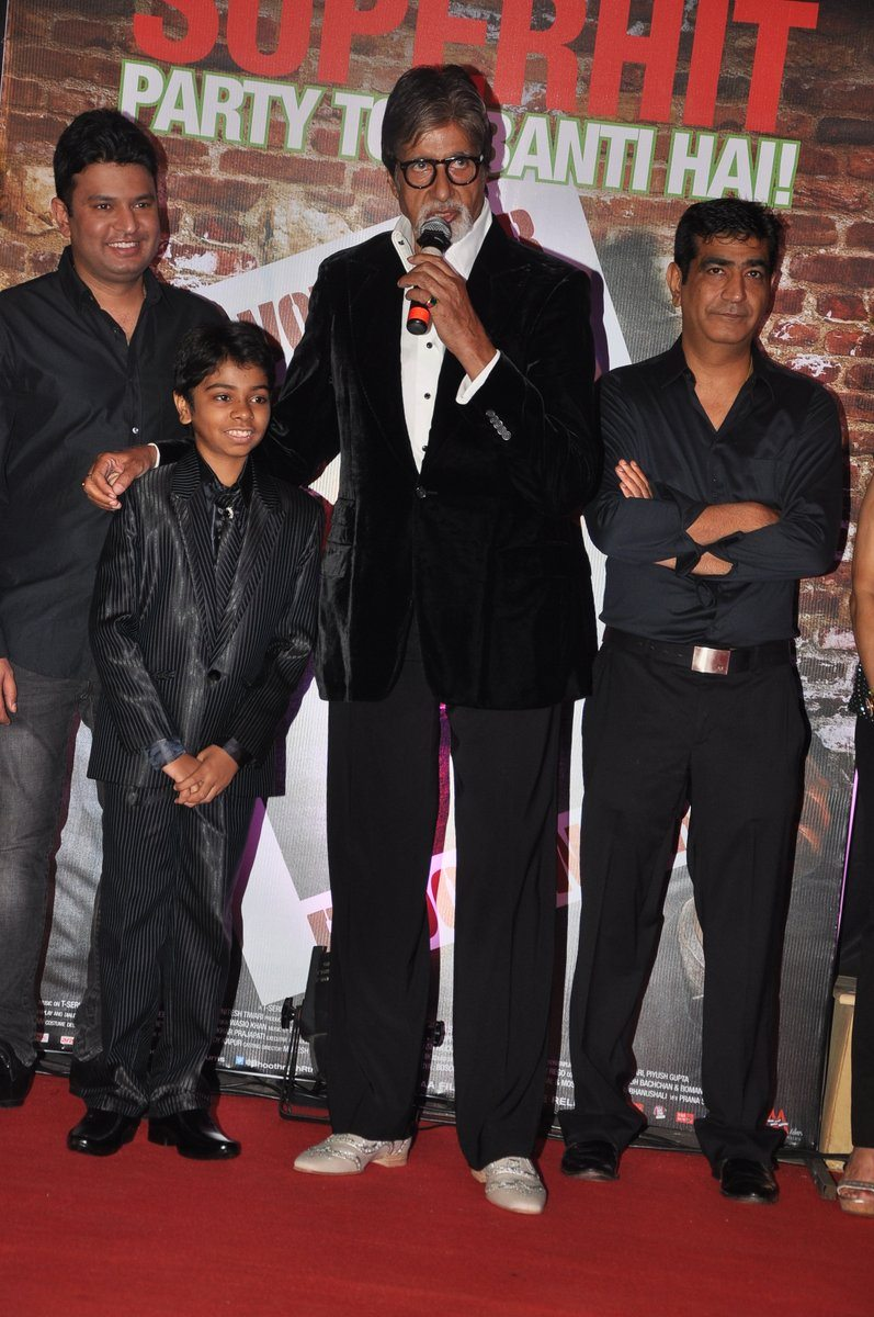 Bhoothnath success (4)